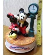 Mickey & Minnie Mouse Tokyo Disneyland Music Box  - $22.50