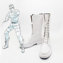 Cells at Work! Neutrophil White Blood Cell U-1146 Cosplay Boots Buy - $58.00