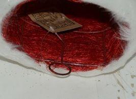 Hanna's Handiworks 63202 Red Glittery Santa Glove Wall Hanger image 5