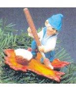 Jack Frosting 1987 Hallmark Ornament QX4499 - $14.85