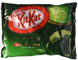 Nestle, KitKat Maccha Green Tea Flavor 4.9oz Japan Import - €8,38 EUR