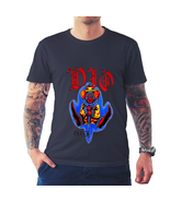 Dio dream evil clown t shirt thumbtall