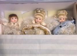 Angel Baby Tiny Tot Trio COA 693/15,000 NRFB - $150.00