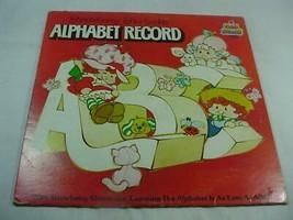 Strawberry Shortcake - Alphabet Record - Kid Stuff Records KSS-5025 - $9.89