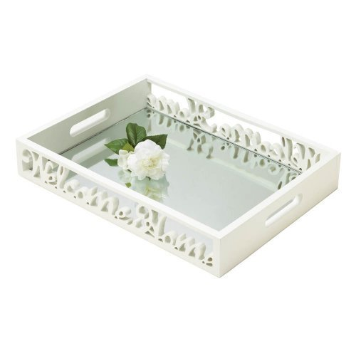Primary image for Welcome Home Mirror Tray