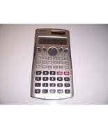Casio fx-115MS Scientific Calculator Used Good Condition - $3.84