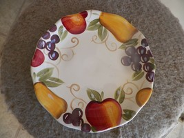Home Trends Bella Fruit saladr plate 1 available - $3.47