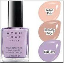 Avon Multi Benefit BB Nail Polish - $13.00