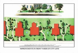 Improvements in Front Yards of City Lots by J. Weidermann - Art Print - $19.99+