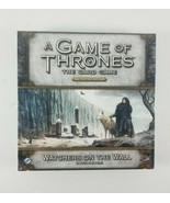 New A Game of Thrones LCG: 2nd Edition Watchers on the Wall Deluxe Expansion FFG - $21.99