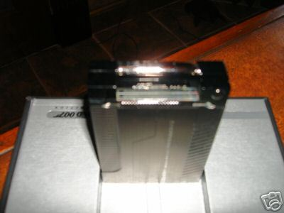 Primary image for   s.t.dupont pristine James Bond 007-PVD Table Lighter
