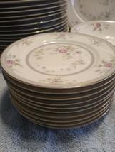 Vintage Mikasa Salad/Bread Plates Devonshire - $8.90