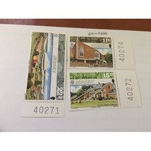 Jersey Europa 1987  mnh    stamps - $1.50