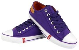 Levi's Men's Classic Premium Casual Sneakers Shoes Buck Lo Twill 514887-32L
