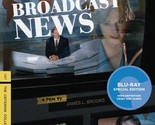 BROADCAST NEWS BLU-RAY - CRITERION COLLECTION - NEW UNOPENED - WILLIAM HURT