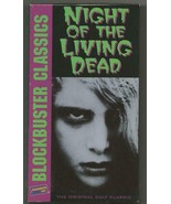 Night of the Living Dead Blockbuster Classics VINTAGE VHS Cassette   - $18.55