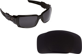 Replacement Lenses for-Oakley Oil Drum Sunglasses Anti-Scratch Multi-Color - $7.74