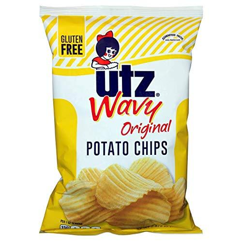 UTZ Wavy Original Potato Chips 2.875 oz Bags and 37 similar items