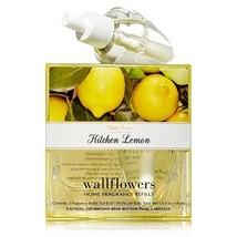 Bath & Body Works Wallflowers Home Fragrance Refill Bulbs 2 Pack Kitchen... - $13.79