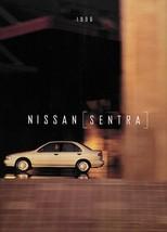 1996 Nissan SENTRA sales brochure catalog US 96 XE GXE GLE - $6.00