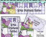 Pretty lilacs etsy shop set thumb155 crop
