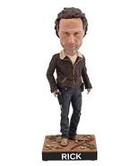 Royal Bobbles The Walking Dead Rick Grimes Collectible Bobblehead Figure - $24.91