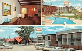 NEW ORLEANS, Louisiana LA   HOWARD JOHNSON MOTOR LODGE Pool~Cafe~Room  R... - $4.86