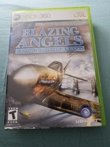 Blazing Angels: Squadrons of WWII (Microsoft Xbox 360, 2006) - $9.89