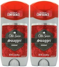 Old Spice Red Zone Deodorant Solid, Swagger, 3 oz - 2pc - $23.58