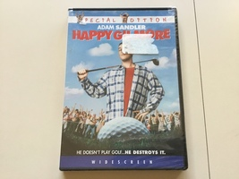 DVD - Happy Gilmore - NEW & Sealed - Widescreen Edition - Adam Sandler - $6.99
