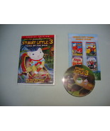 Stuart Little 3: Call of the Wild (DVD, 2006, Special Edition) - $7.73