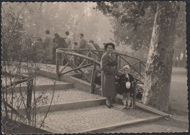 YZ7537 Torino 1955 - Park Of Valentino - Scorcio Pictorial - Photo Period - $15.22