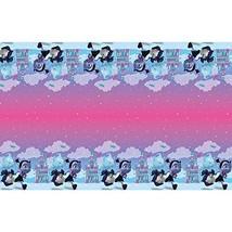 """Unique Disney Vampirina Rectangular Plastic Party Table Cover 54""""x 84"""", ... - $9.85"""