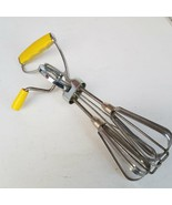 Hand Mixer Stainless Steel Hand Crack Egg Beater Utensil - $25.91