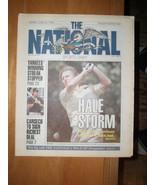 Hale IRWIN Jose CANSECO Bobby COX BRAVES Martina NAVRATILOVA 1990 The Na... - $9.99
