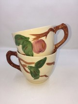 Franciscan Apple Tea Cups 8  - $24.70