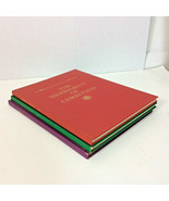 Time The Life Book of Christmas 3 Volume Set Glory Pageantry Merriment o... - $15.14