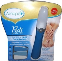 2 Amope Pedi Perfect Electronic Nail Care Systems for Manicure or Pedicure - $9.49