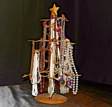 Star Necklace Jewelry Holder AA20-2414 Vintage - $69.95