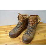 visvim vintage processed leather mountain boots US9 brigadier 7hole bear... - $346.50