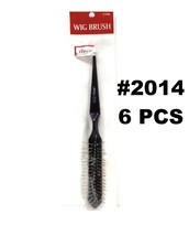 6 Pieces Lot Annie Wig Brush Metal Bristles With No Ball #2104 - $5.93