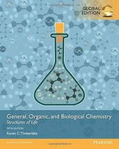 General, Organic, and Biological Chemistry Structures of Life, Global Ed... - $54.89