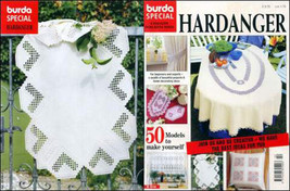 Burda Special Hardanger Magazine Issue #E514  Brand New - $2.80
