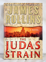 The Judas Strain by James Rollins - $6.00