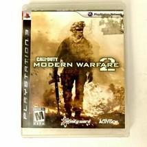 PS3 Call of Duty Modern Warfare 2 (2009) - US SELLER - $26.11