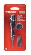 Husky Precision Torx Screwdriver 8-in-1 Set Hex Hand Tool Precision Phon... - $12.33