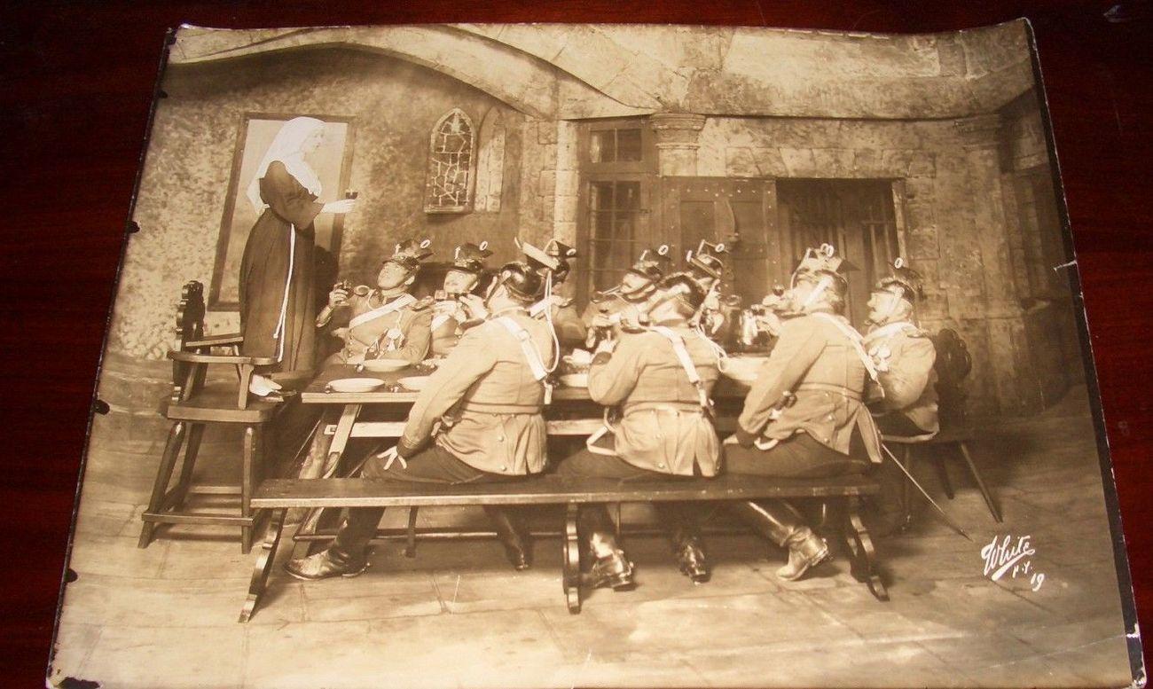 Frances Starr - Marie - Odile Rare Original c.1916 White NY PHOTO