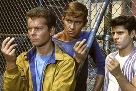 Russ Tamblyn and Tucker Smith and Tony Mordente in West Side Story 18x24 Poster - $23.99