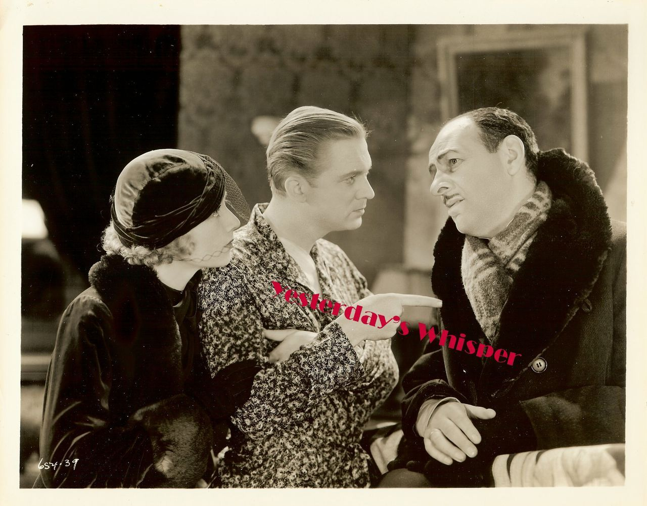 1930s Lee Tracy Clear All Wires! Original Movie Photo m614