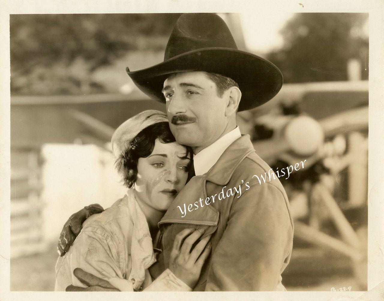Unidentified Silent Cowboy Western Original Movie Photo